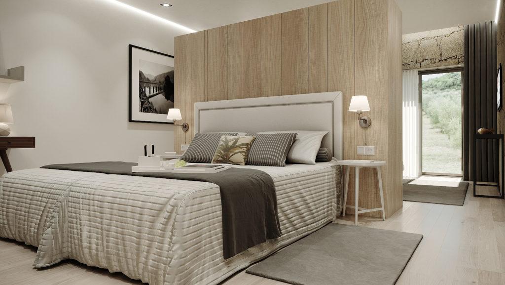 Appartement T1 – Logements Lodges Minho – Porto – Portugal