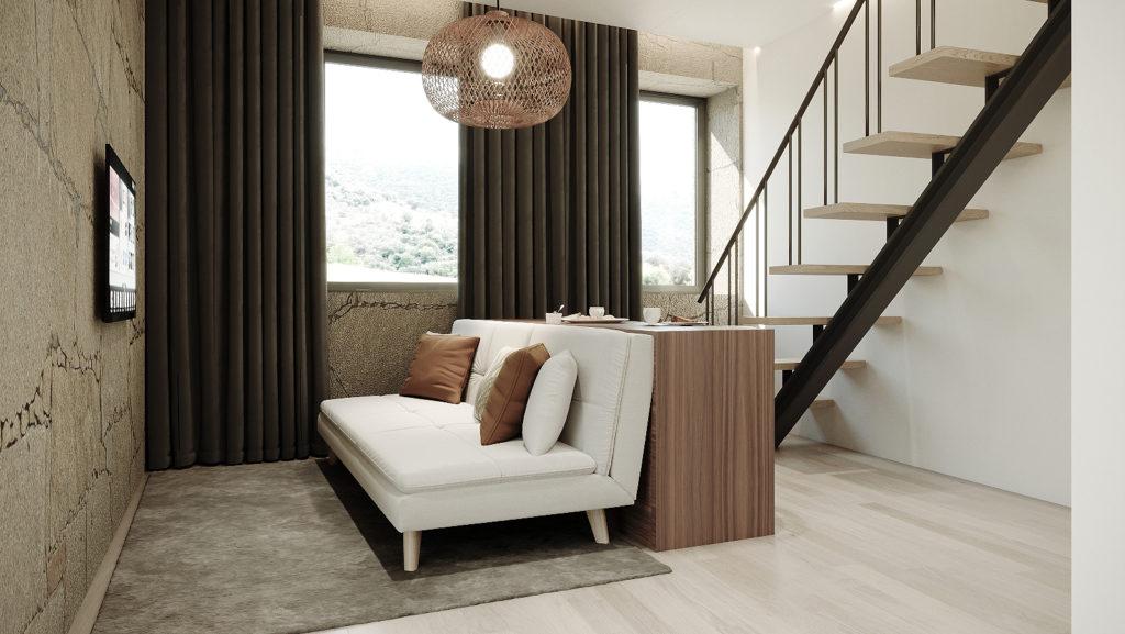 Appartement T2 – Logements Lodges Minho – Porto – Portugal