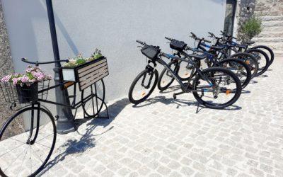 Location de vélos – Logements Lodges Minho – Arcos de Valdevez – Ponte da Barca – Portugal