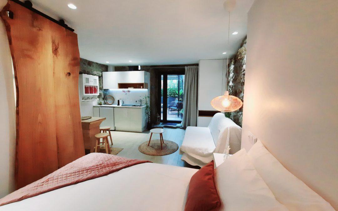 "Appartement T0 ""Maceira"" -Logements Lodges Minho – Arcos de Valdevez – Ponte da Barca – Portugal"